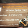 Revolution hardwood floors