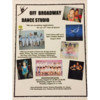 Off Broadway Dance Studio Registraion for Upcoming Dance Season