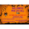 Halloween Mini Specials